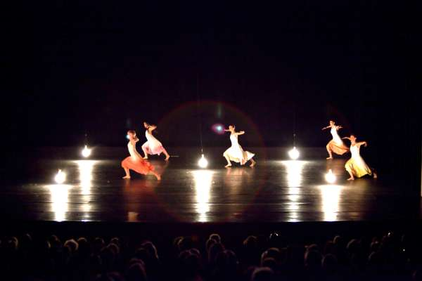 """United in Dance"" celebrates Latin artists at METdance"