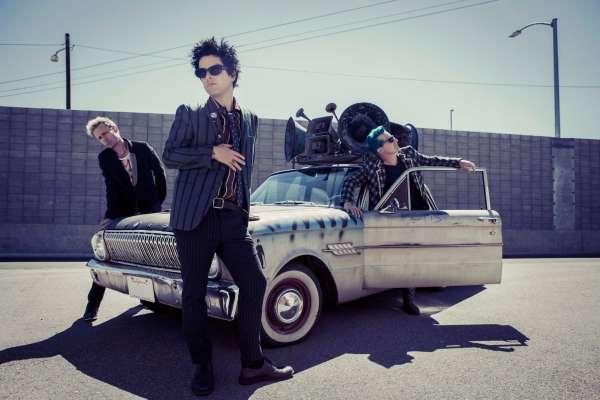 Green Day en Concierto