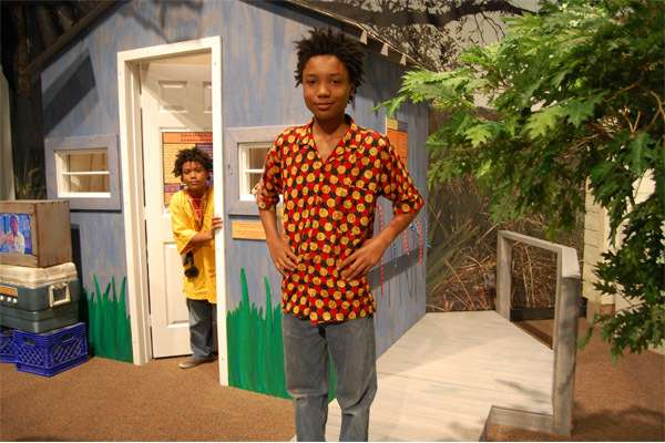 Cum Yah Gullah en el Museo de los Niños