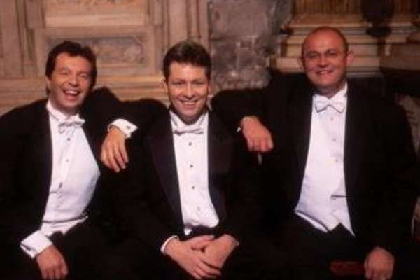 We Three Kings: An Irish Tenors Christmas