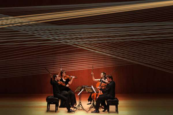 Brentano String Quartet: The Art of Fugue