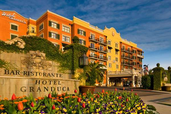 Hotel Granduca's Holiday Dining