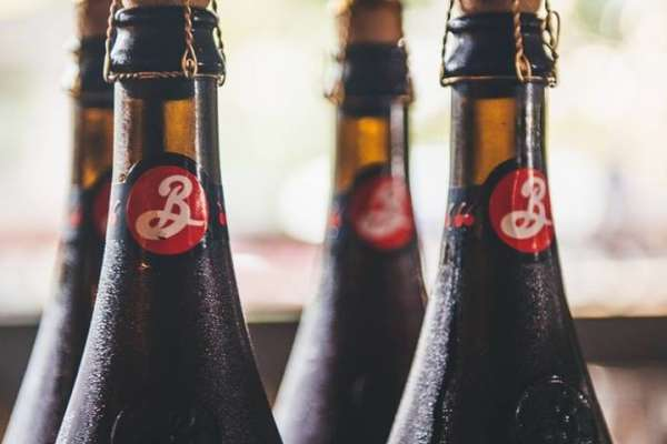 Brooklyn Brewery Quarterly Experiment Beer Dinner