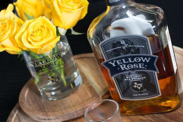 Yellow Rose Whiskey Pairing Dinner