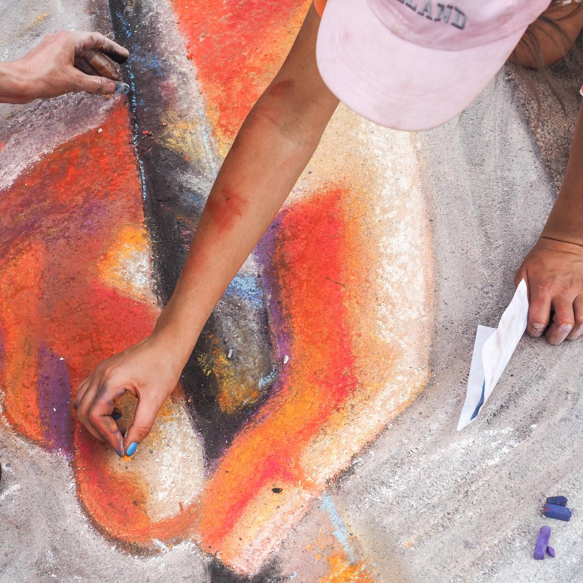 Copy of chalk-art-festival-artists-creating
