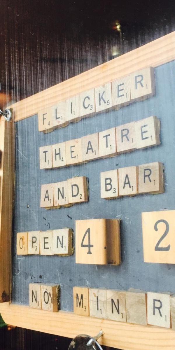 Flicker Theatre and Bar