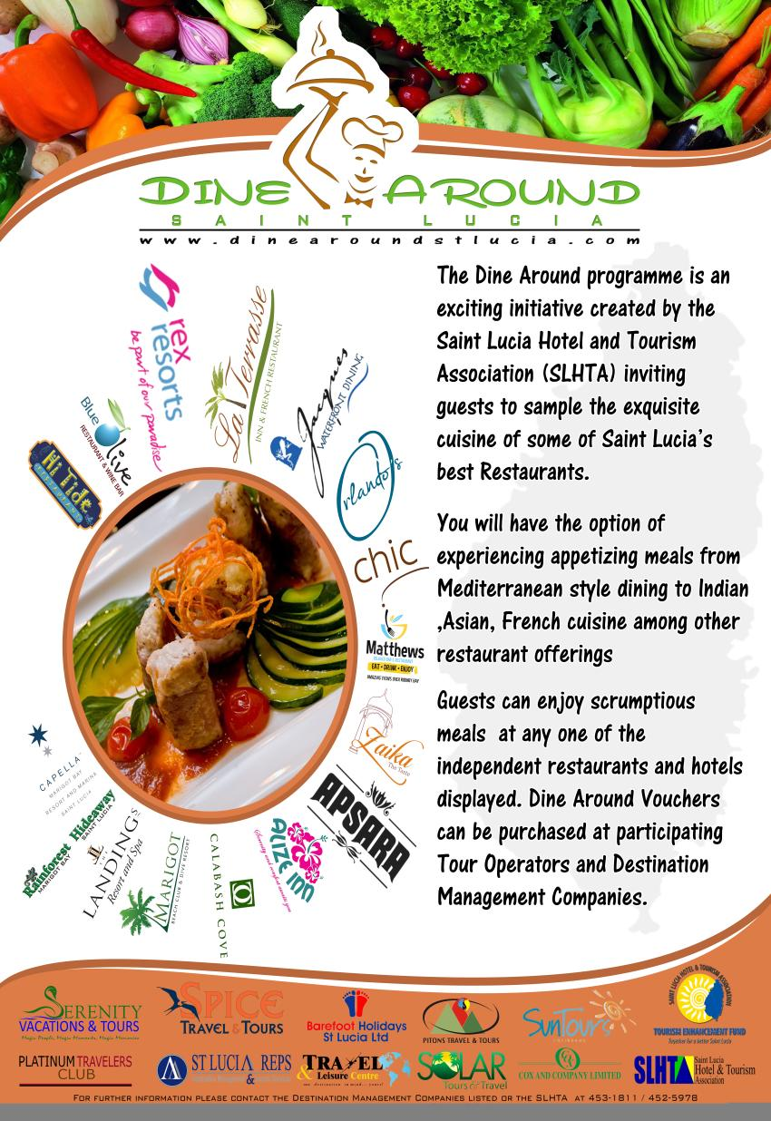 Dine-Around-Saint-Lucia