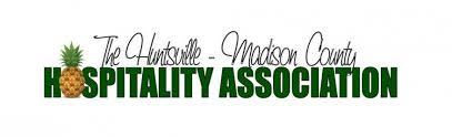 Huntsville/Madison County Hospitality Assocation logo