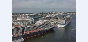 cruise ships at Port Everglades