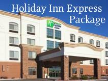 Holiday Inn Express holiday pic