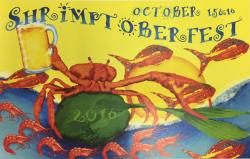 Shrimptoberfest 2016