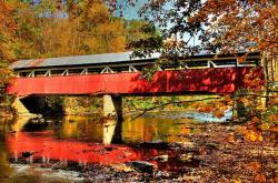 Lower Humbert Bridge, Soemrset County