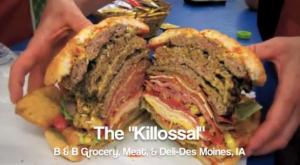 Kill-ossal B&B Deli Des Moines