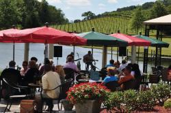 Live Music at Stone Villa Wine Cellars