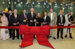 CT4 ribbon cutting