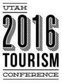 Utah Tourism 2016