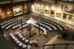 Cici and Hyatt Brown wedding ceremony