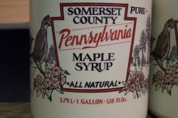 Somerset County Maple Syrup