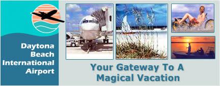 International Airport in Daytona Beach