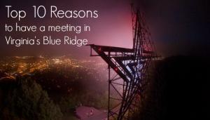 Reasons to Meet in Roanoke