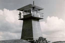 Workhouse History: Prison Tower
