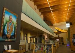 Inside Morris Thompson Center