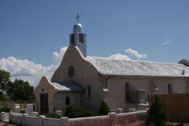 San Ysidro Church