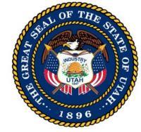 Seal of Utah Logo