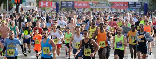 Gasparilla Distance Classic 5K