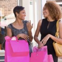Women Shopping-Girls Out