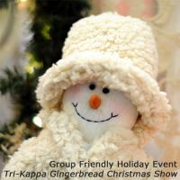 Gingerbread Christmas Groups Page