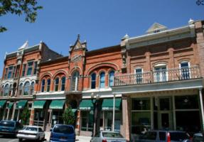 Provo Town Square