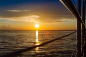 King Fisher Fleet Sunset Cruise