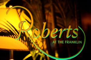 Roberts Lounge at The Franklin Hotel