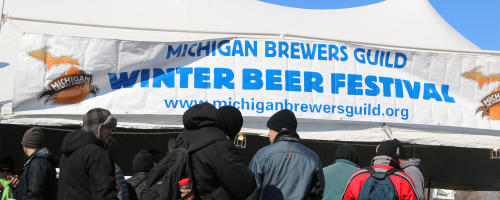 Michigan Brewers Guild Winter Beer Festival