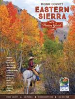 Eastern Sierra Visitor Guide Cover