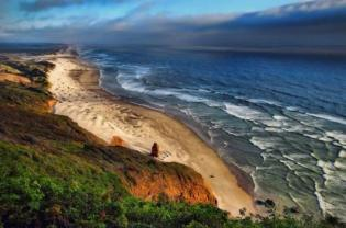 Have a few hours to spare? The Oregon Coast is worth every minute of the short drive (photo by Gregory Burns)