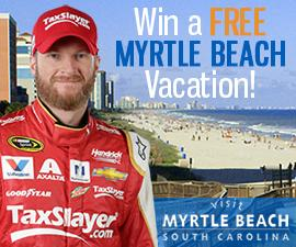 Taxslayer.com VisitMyrtleBeach.com Vacation Giveaway