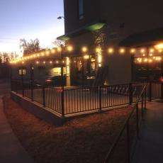 Juniper Moon patio