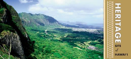 Nuuanu Pali Lookout, Oahu