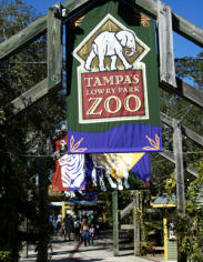 Zoo Zoom at Lowry Park Zoo