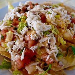 60 Bites - Noizy Oyster - Seafood Nachos