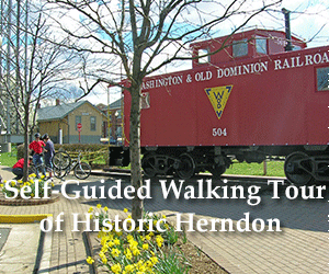 Self-Guided Walking Tour of Historic Herndon