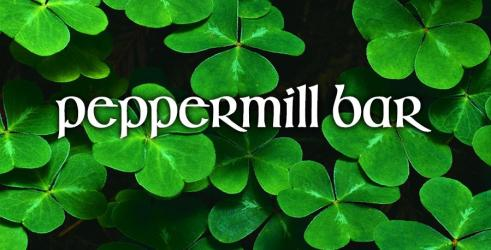 Peppermill Bar logo