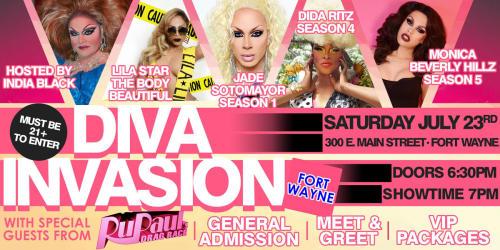 Diva Invasion