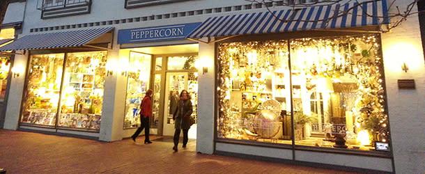 Peppercorn Lights Pearl Street