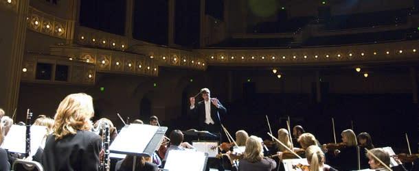 Boulder Philharmonic Conductor
