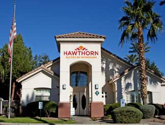 Hawthorn Outside