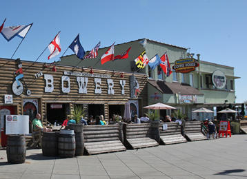 Myrtle Beach Activities | The Bowery