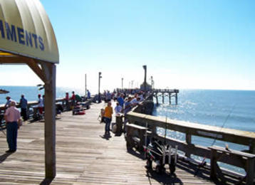 Myrtle Beach Activities | Apache Pier